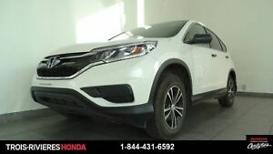 2015 Honda CR-V LX AWD mags bluetooth