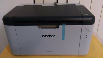 Brother wireless laser printer HL-1210W + 1x USB printer cable