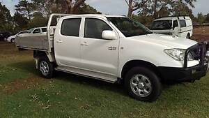 2009 Toyota Hilux Ute Gawler Gawler Area Preview