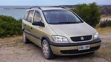 2004 Holden Zafira Wagon Norwood Norwood Area Preview