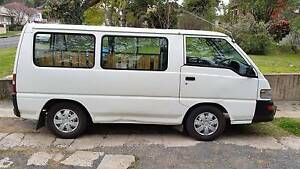 Mitsubishi Express SJ, Window Van, 2002, REGISTERED. West Wollongong Wollongong Area Preview