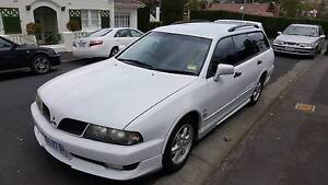 2002 Mitsubishi Magna TJ  Sports - Low Kms. Exellent condition Sandy Bay Hobart City Preview