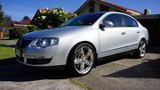 2006 Volkswagen Passat V6 FSI Type 3C Auto AWD Mill Park Whittlesea Area Preview