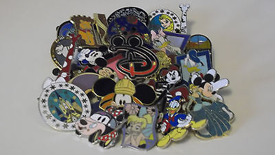 Disney Trading Pins_40 Pin Lot_No Duplicate Pins_Fast Free Shipping_8B