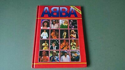 The Official ABBA Annual 1982, Hardback, Unclipped