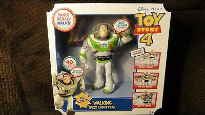 Mattel Disney Pixar Toy Story 4 The Ultimate Walking Buzz Lightyear NEW
