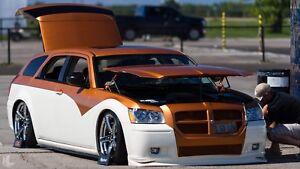 2006 dodge magnum show car