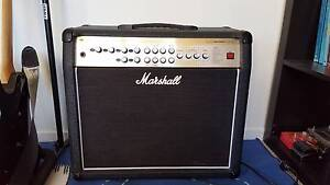 Marshall AVT100x as new. Hybrid amp with 3 channel foot switch. Glenwood Blacktown Area Preview
