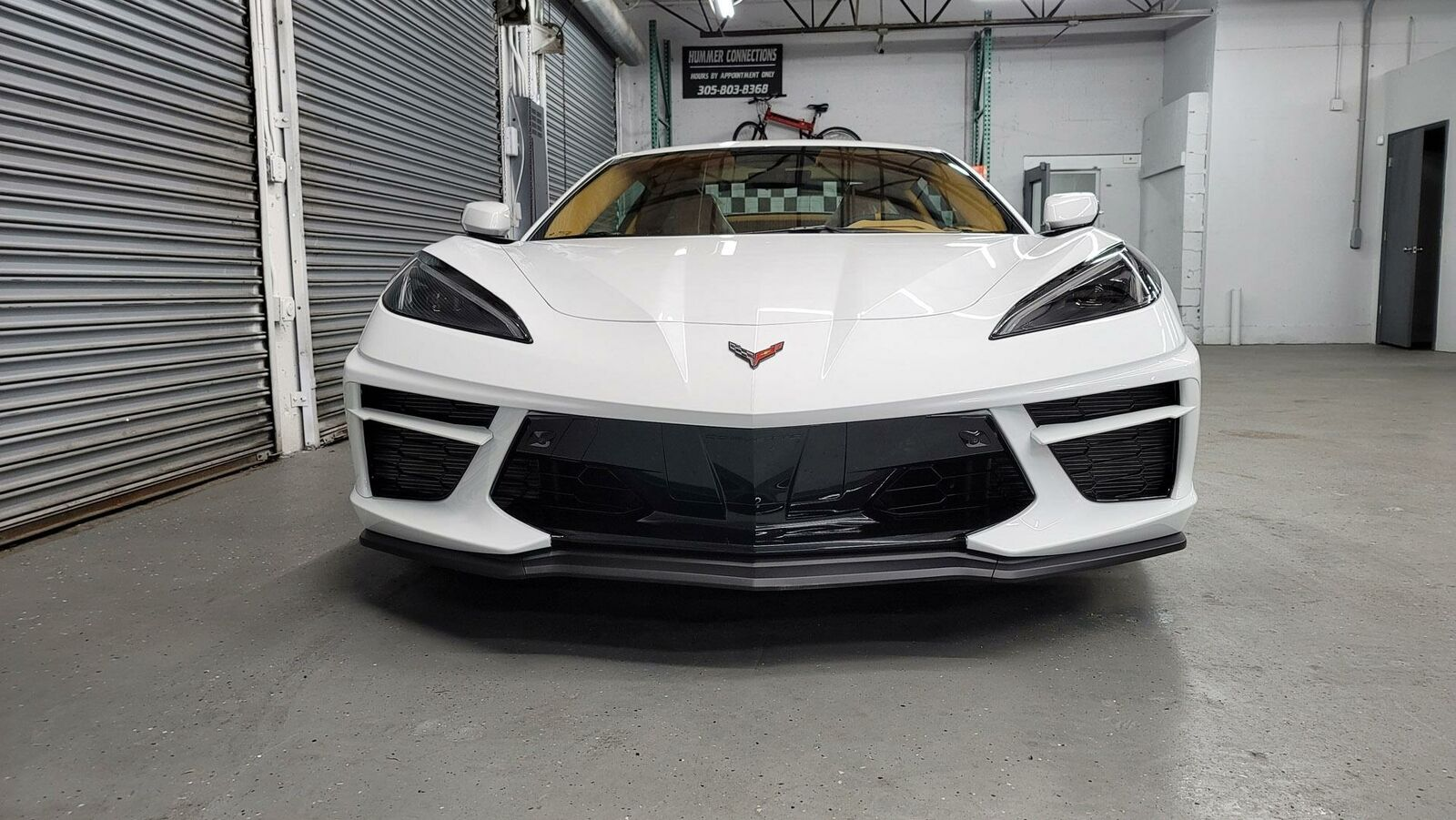 2021 White Chevrolet Corvette  3LT | C7 Corvette Photo 5