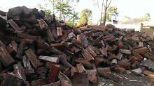 Well Seasoned and Split FIREWOOD , hardwood only Wivenhoe Pocket Somerset Area Preview