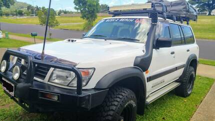 98 GU Patrol Turbo Diesel 4wd 4x4