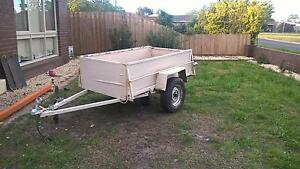 strong sturdy trailer Melton Melton Area Preview