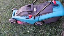 Electric mower Morayfield Caboolture Area Preview