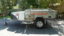 Kimberley Kamper 2009 Sports RV off road camper Box Hill Whitehorse Area Preview