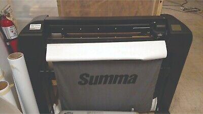 Summa S75 T-series Vinyl Cutter Plotter Machine