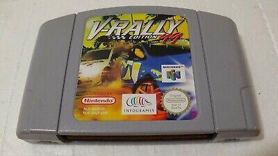 V-Rally Edition 99 - Nintendo 64 N64
