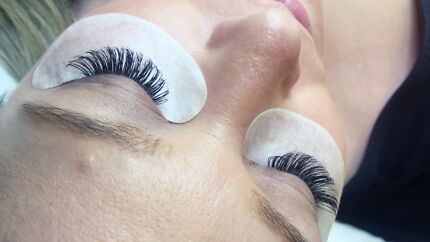 Successfully Completing Lash,Product Knowledge, Client Care,