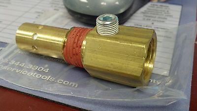 Air-compressor In-tank Check Valve 12 Npt Male X 12 Npt Female Pipe Thread