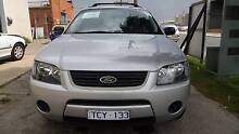 7 Seats 2004 Ford Territory Wagon Clayton South Kingston Area Preview
