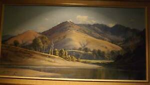 Leonard Long - Legendary Australian Artist - Reduced by $500