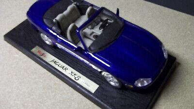 Jaguar E-Type Fertigmodell von Norev Maßstab 1:43 aus Die-Cast Metall