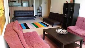 Furnished master room for rent in a modern 2-bedroom apartment Strathfield Strathfield Area Preview