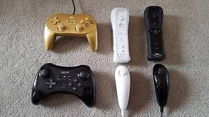 Wii U Controllers Paradise Campbelltown Area Preview