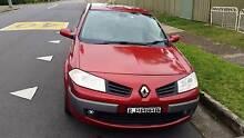 2007 Renault Megane Sedan Broadmeadow Newcastle Area Preview