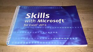 Ryerson University skills with Microsoft for Excel 2013