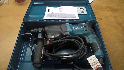 Makita HR2610 SDS Plus Hammer Drill 240V