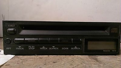 95 96 97 98 99 Subaru Legacy Outback Single Disc CD Radio Receiver H6240AS100