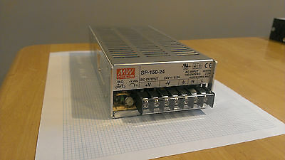 Omega Power Supply For Stepper Drive 24v 6.3 A Power Supply
