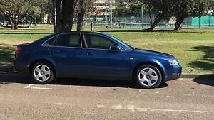 2004 Audi A4 2.4L V6 Sedan - Leather Interior, A/C & Low Km Paddington Brisbane North West Preview