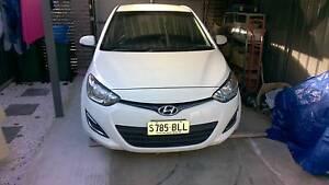 2012 Hyundai i20 Hatchback Northgate Port Adelaide Area Preview