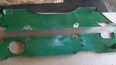 970 John Deere 970 Fuel Tank Sheet Metal