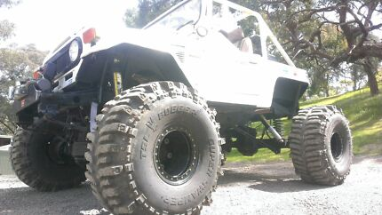 Rock crawler 350 chev.competition  ready Metcalfe Mount Alexander Area Preview