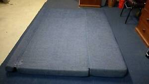 Queen size fold up mattress Moama Murray Area Preview