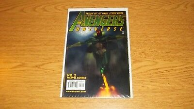 AVENGERS UNIVERSE  #2 MARVEL COMICS 2000 SERIES VISION COVER
