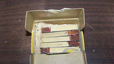 10 Gw Super Tool Co. Super Carbide Lathe Tool Bits C7 C5 New Old Stock