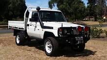 2004 Toyota LandCruiser TURBO DIESEL BEAST!!! Blair Athol Port Adelaide Area Preview