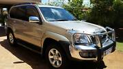 2003 Toyota Landcruiser Prado GRJ120R Grande Gold 4 Speed Automat Canning Vale Canning Area Preview