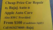 Cheap Price Car Repair Work By Bajaj Auto-We Use Castrol Oil Clayton South Kingston Area Preview