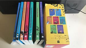Chronicles of Narnia book set