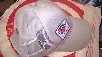 Carquest Auto Parts Light Gray Colour Cap Adjustable Strapback New