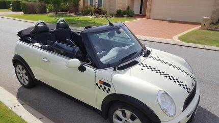 MINI COOPER AUTOMATIC CONVERTIBLE Waikiki Rockingham Area Preview