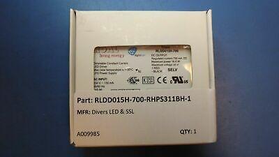 1pc Rldd015h-700 Roal Triac Dimmable Led Driver 700ma 16.8w 35v