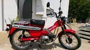 Honda CT110 Postie Bike Kunda Park Maroochydore Area Preview