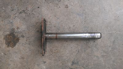 770 John Deere 770 Front Axle Pin - Came Off A 4wd Tractor