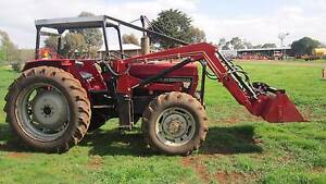 Case IH 685 4wd with 4 in 1 loader Balliang East Moorabool Area Preview