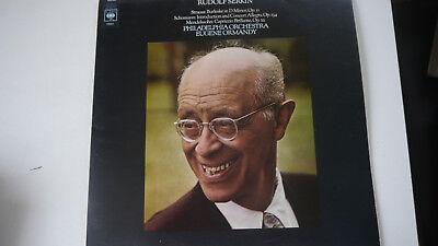 Rudolf Serkin - Strauss / Schumann / Mendelssohn - Eugene Ormandy - LP
